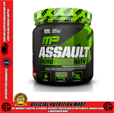 MUSCLEPHARM ASSAULT SPORT PRE WORKOUT - 30 SERVES - MP - MUSCLE PHARM
