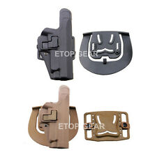 Tactical Military Right Hand Waist Paddle Belt Holster for SIG SAUER P226 P229
