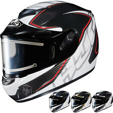 HJC CS-R2 Injector Electric Mens Snowmobile Snow Sled Winter Protective Helmets