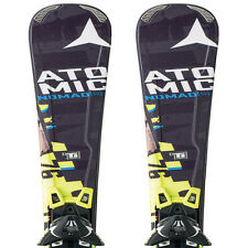 Atomic 14 - 15 Nomad Radon Ti Arc Skis w/XTO 12 Bindings NEW !!  164,171cm