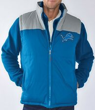 "Detroit Lions NFL ""Tailgate"" Systems 4-in-1 Heavyweight Performance Jacket"