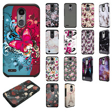 Samsung Galaxy Express Prime Rubberized HARD Case Phone Cover + Screen Guard