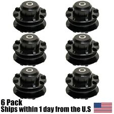 PT104 Commercial Bump Feed String Trimmer Line Spool Redmax Weed Whackers 6pk