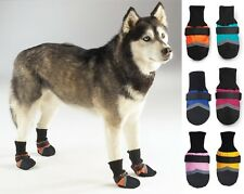 Used Dog Boots, Many Sizes, Water Repellent Protective Booties Shoes Pet