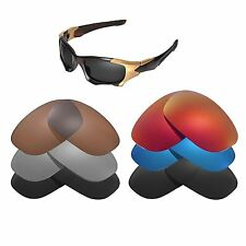 Walleva Replacement Lenses for Oakley PIT BOSS II Sunglasses - Multiple Options