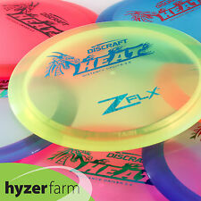 Discraft Z FLX HEAT *pick your weight and color* Hyzer Farm disc golf driver