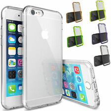 iPhone 6 6S Plus TPU Case Cover Silicone Bumper Protection Case Case Transparent