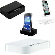 Docking f iPhone 3 4 4S 5 5S 5C 6 Plus Docking station Charger Dock