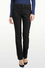 NEW NYDJ Not Your Daughters Jeans SHERI Skinny black embellished 4 6 10 16