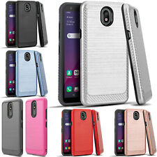 For HTC One A9 Leather 2 Tone Wallet Case Pouch Flip Phone Cover + Screen Guard