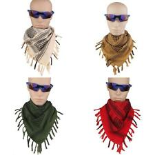 Unisex Military Army Tactical Desert Keffiyeh Arab Square Scarf Neck Cover Wrap