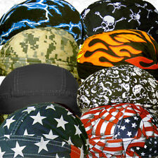 Black Motorcycle Wrap Biker Hat Do Web Bandana Doo Rag Du Head Skull Cap Lot