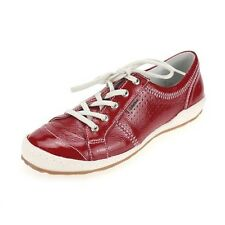 Josef Seibel Caspian Womens Glossy Red Shoe UK 3 / EU 36