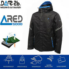 Dare2b Jacket Mens Even Game Black Waterproof Windproof Ski Winter Outdoor Top