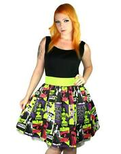 Too Fast Gone Bad Gracie Dress Rockabilly Vintage Punk Gothic PinUp Lolita Glam