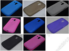Multi Color Matting TPU Silicone CASE Cover For Samsung Galaxy Trend Duos S7562