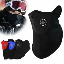 Ski Snowboard Motorcycle Bike Bicycle Winter Warm Sport Face Mask Neck Warmer