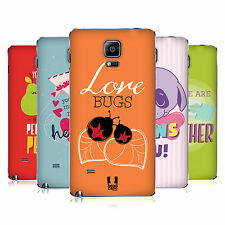 HEAD CASE DESIGNS LOVEY DOVEY MISHMASH BATTERY COVER FOR SAMSUNG PHONES 1