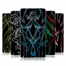 HEAD CASE DESIGNS PINSTRIPE TEMPLATE BATTERY COVER FOR SAMSUNG PHONES 1