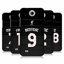 OFFICIAL LIVERPOOL FOOTBALL CLUB SHIRT NEW 2015/16 BACK CASE FOR HTC PHONES 3
