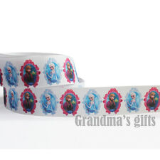 "1""25mm Sisters Printed Grosgrain Ribbon 10/50/100 Yards Hairbow Wholesale"