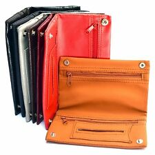 FAUX Leather Tobacco Pouch | COLOURS | GOOD Quality | FREE Shipping