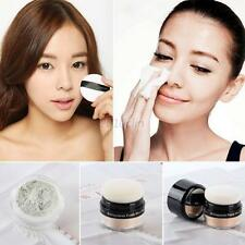 Womens Bare Makeup Smooth Skin Face Powder Loose Mineral Foundation Concealer