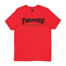 Brand New HUF X Thrasher Tour T-Shirt (Red)