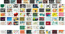Starbucks USA Gift Cards from the 2014 Limited Edition Holiday Set of 99