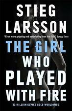 The Girl Who Played With Fire (Millennium Series), Larsson, Stieg, New condition