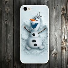 Olaf Froze Movie Show Phone Back Case For iPhone 4s 5 5c 5s 6 6s Plus Cover