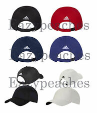 ADIDAS GOLF - 100% COTTON twill Cap, Relaxed Fit Baseball Hat, Unstructured