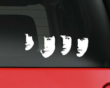 The Beatles Cut Vinyl Window Decal, Sticker, Bumper