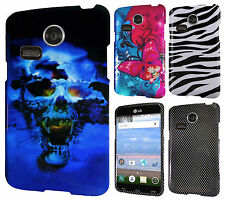For LG Sunrise L15G HARD Protector Case Snap On Phone Cover Accessory