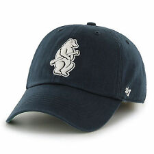 Men's '47 Navy Chicago Cubs Franchise Cooperstown Fitted Hat - MLB