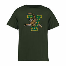 Youth Green Vermont Catamounts Classic Primary T-Shirt - College