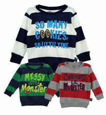 Sesame Street Elmo Little Monster Curious  Messy Oscar Infant Boys 12 18 24 NWT