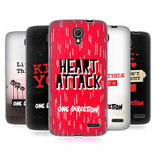 OFFICIAL ONE DIRECTION TAKE ME HOME SOFT GEL CASE FOR ALCATEL PHONES 2