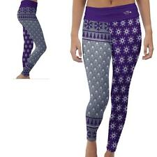 Wisconsin Whitewater Warhawks Womens Yoga Pants Christmas Party  Design