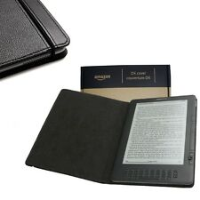 """New Original Amazon Kindle Leather Cover Case for Kindle DX 9.7"""" 2nd 3rd Gen."""