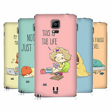 HEAD CASE DESIGNS TOO LAZY REPLACEMENT BATTERY COVER FOR SAMSUNG PHONES 1