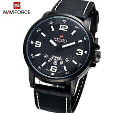 NAVIFORCE Water Resistant Unique Genuine Quartz Army Men's Quartz watch