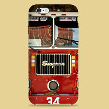 FDNY Hells Kitchen Fire Station Logo Back Case For Iphone 6+ 6 Samsung Note 5 S6