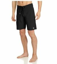 VOLCOM MEN'S LIDO SOLID BOARD SHORT , 4 Way Stretch
