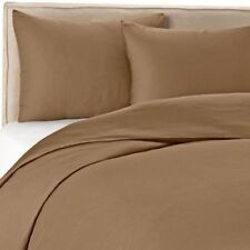 NEW BRAND BROWN 1000TC EGYPTIAN COTTON COMPLETE BEDDING COLLECTION SHEET SET