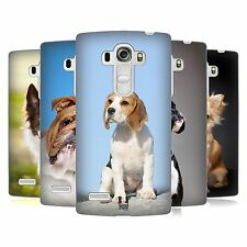 HEAD CASE DESIGNS POPULAR DOG BREEDS HARD BACK CASE FOR LG G4 BEAT G4S