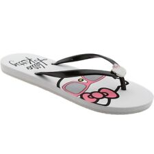 $30 Hello Kitty flats shoes Womens Veronica (black)