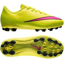 Nike Mercurial Victory AG Football Boots, Nike Junior Football Boots - Yellow