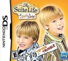 Suite Life of Zack & Cody: Tipton Trouble (Nintendo DS, 2006) cart only
