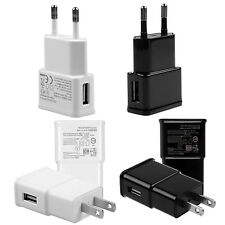 1x 5V 2A 1 2 3-Port USB Wall Adapter Charger US/EU Plug For Samsung S4 S6 iPhone